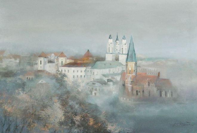 by Rolandas Mociūnas, artista lituano