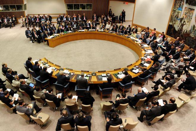 ONU - Conselho de Segurança