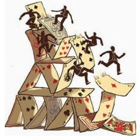 Castelo de cartas 1