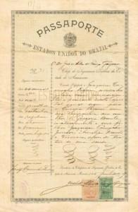 Passaporte brasileiro 3