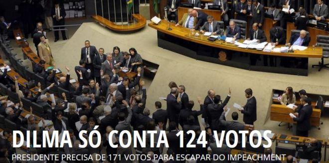 Chamada do Diário do Poder, 4 dez° 2015