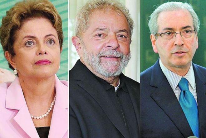 Dilma Lula Cunha