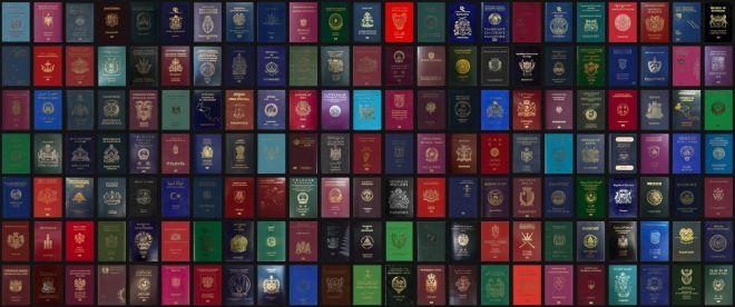 Passaporte 1