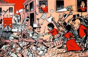 Revolta da Vacina, 1904