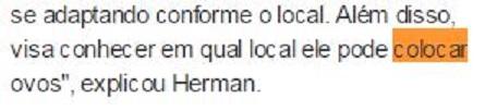 d'O Globo, 26 fev° 2016