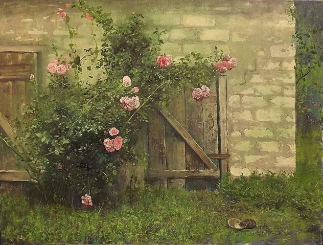 by Danil Shurykin, pintor ucraniano