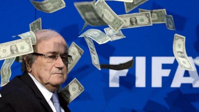Sepp Blatter, antigo presidente da Fifa