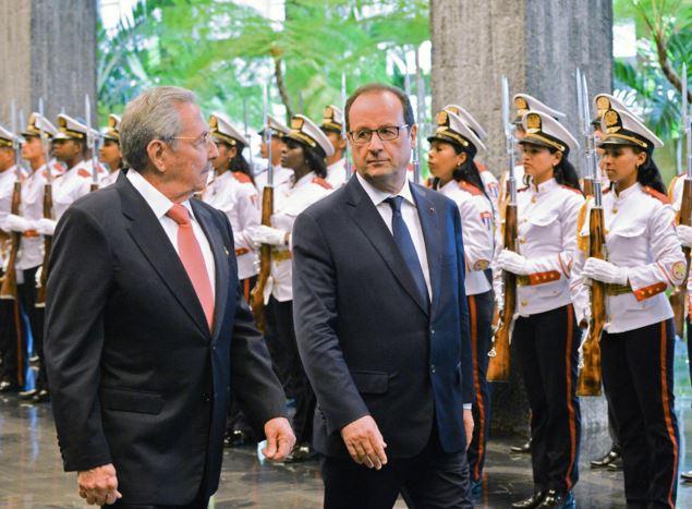 François Hollande 9