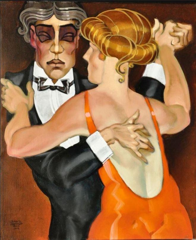 by Juarez Machado, artista catarinense