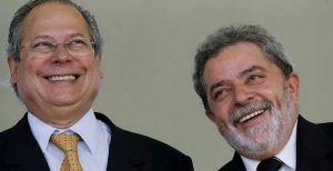 Lula e Dirceu 2