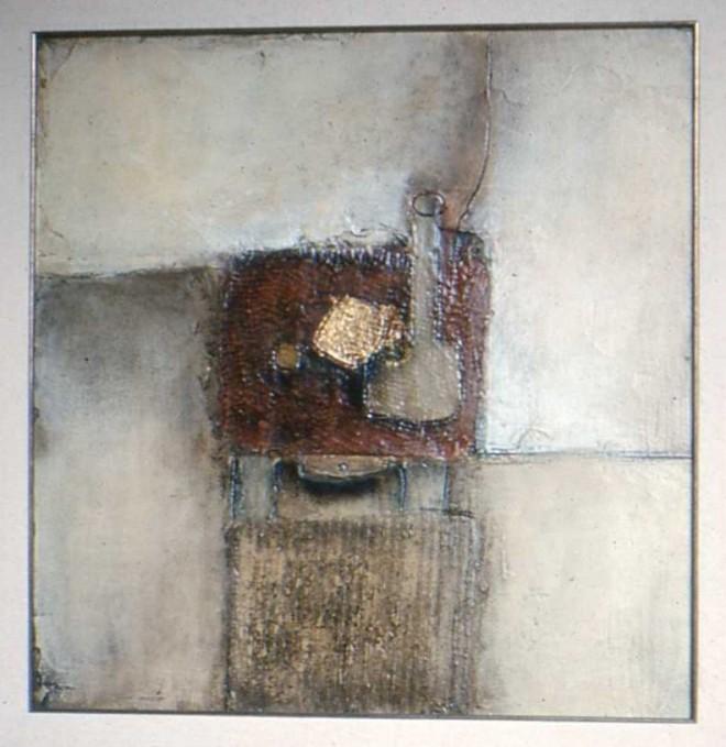 by Marie-Joseph Orgiazzi (1945-1998), artista francesa