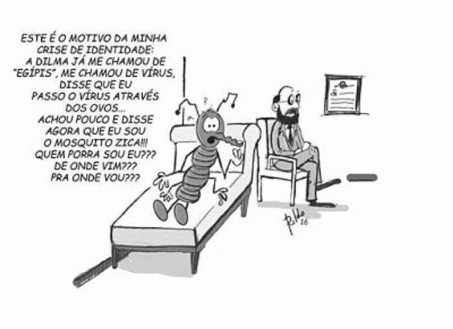 by Rildo Vieira Brasil, desenhista paraense