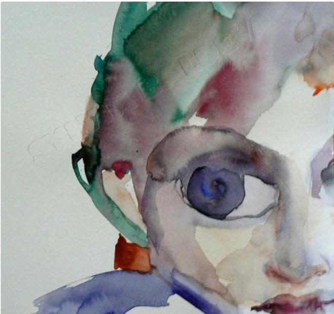 by Sylvia Baldeva, artista franco-búlgara
