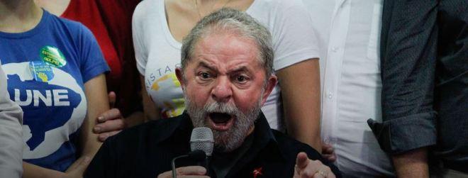 Lula discurso