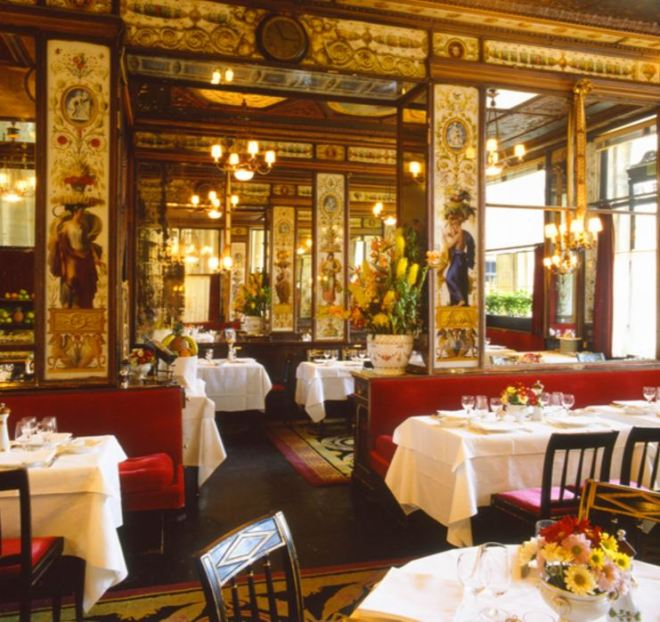Restaurant Grand Véfour, Paris