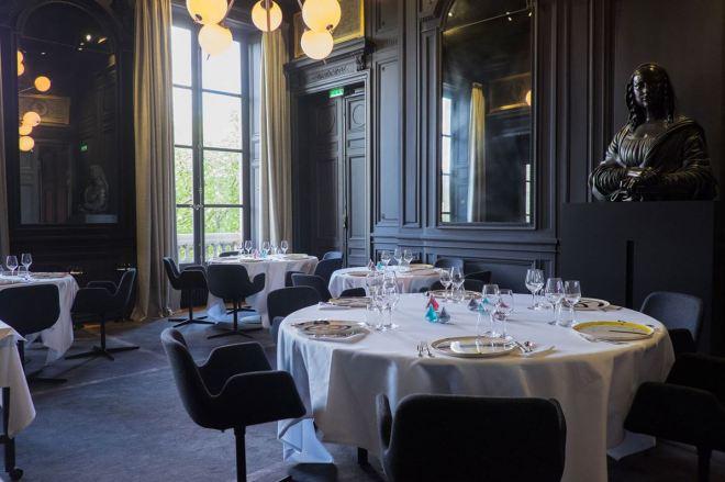 Restaurant Guy Savoy, Paris