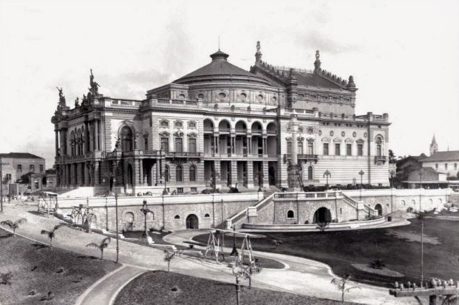 Teatro Municipal, São Paulo