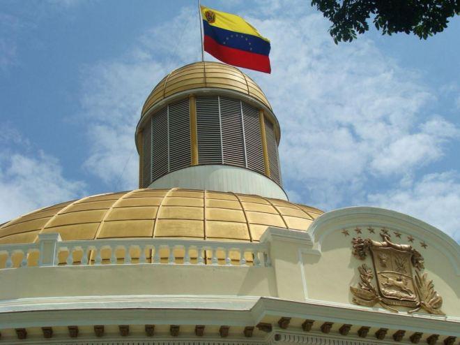 Congresso venezuelano, Caracas