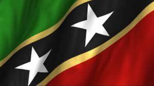 Bandeira St-Kitts