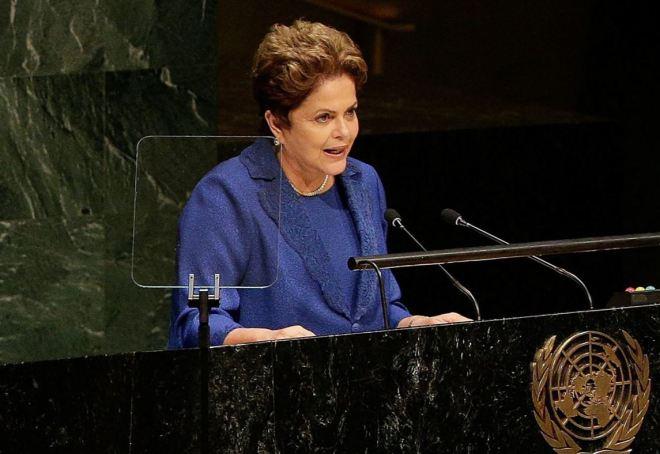 Dilma ONU