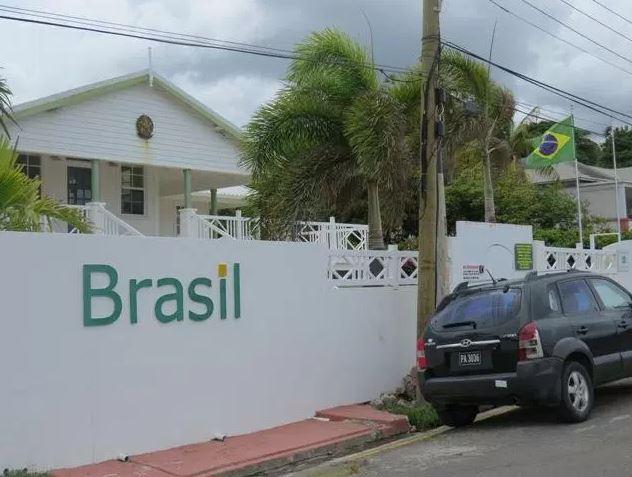 Embaixada do Brasil em Basseterre, S. Cristóvão e Névis