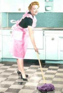 Lavar chão