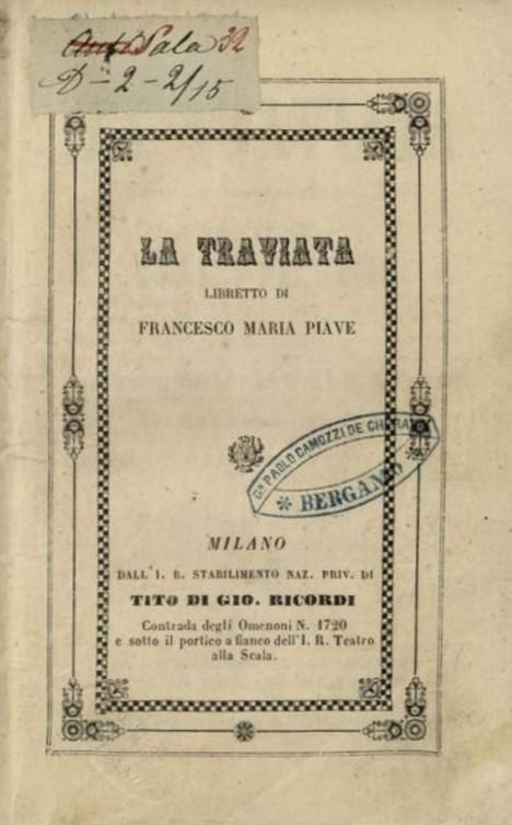 Libretto 1