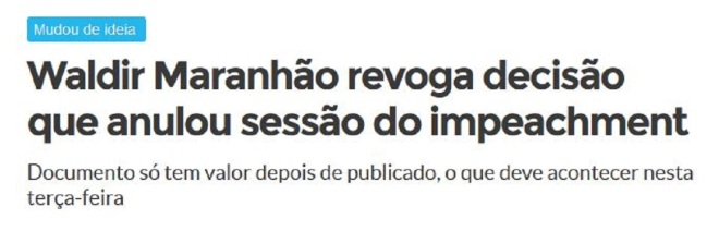 Chamada Zero Hora (Porto Alegre), 10 maio 2016