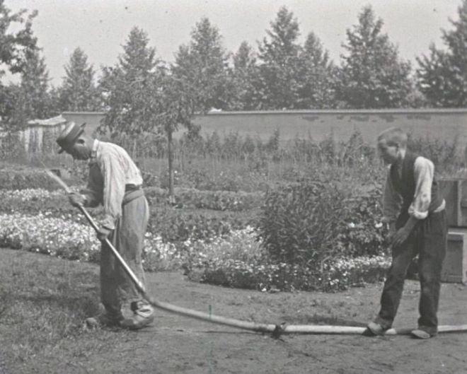 L'arroseur arrosé, 1895