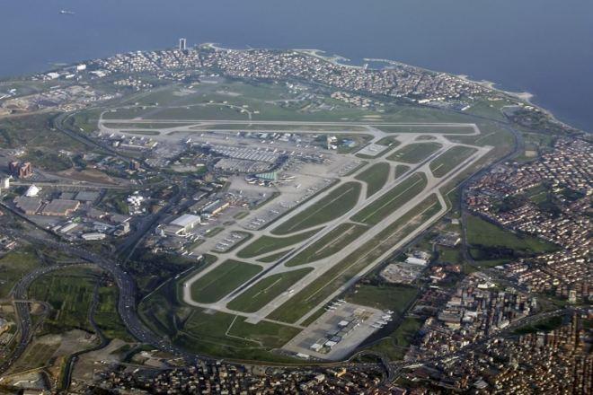 Aeroporto Atatürk, Istambul