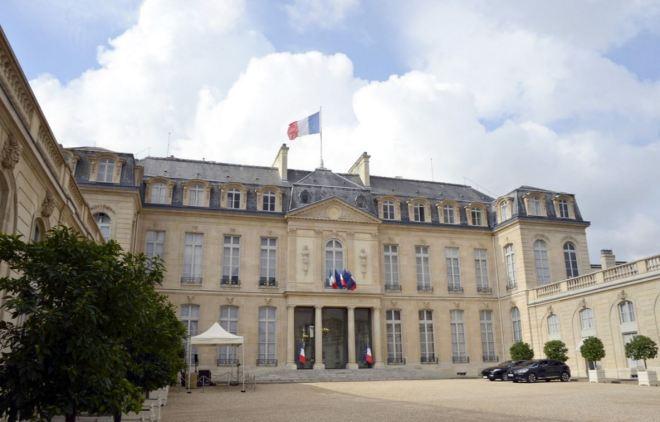 Eliseu ‒ Palácio presidencial francês
