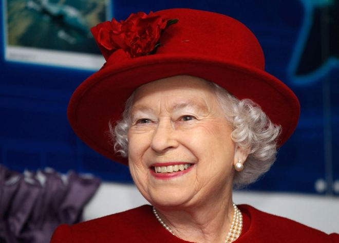 Rainha Elizabeth 1