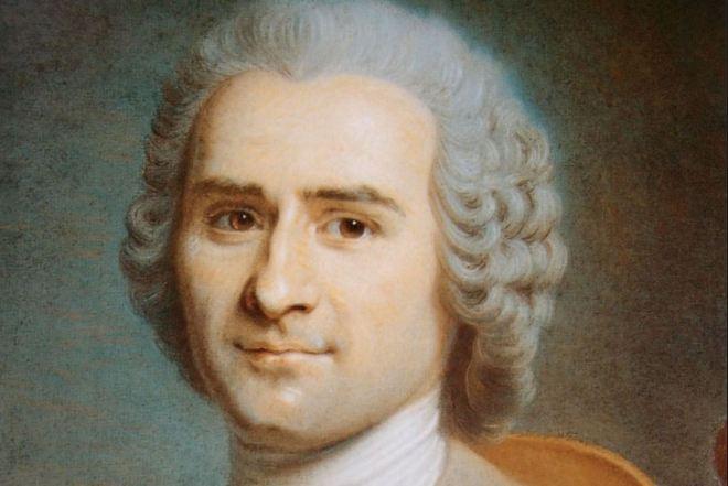 Jean-Jacques Rousseau (1712-1778), filósofo, escritor e compositor Nascido na então República de Genebra, hoje cantão suíço