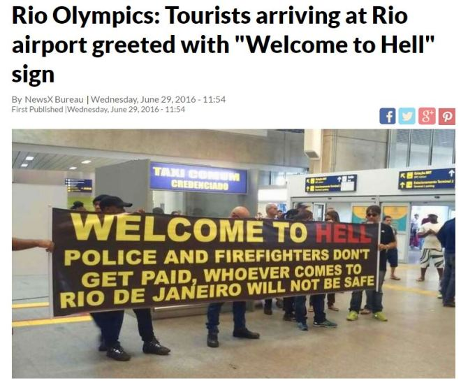 Welcome to Hell ‒ Bem-vindos ao Inferno