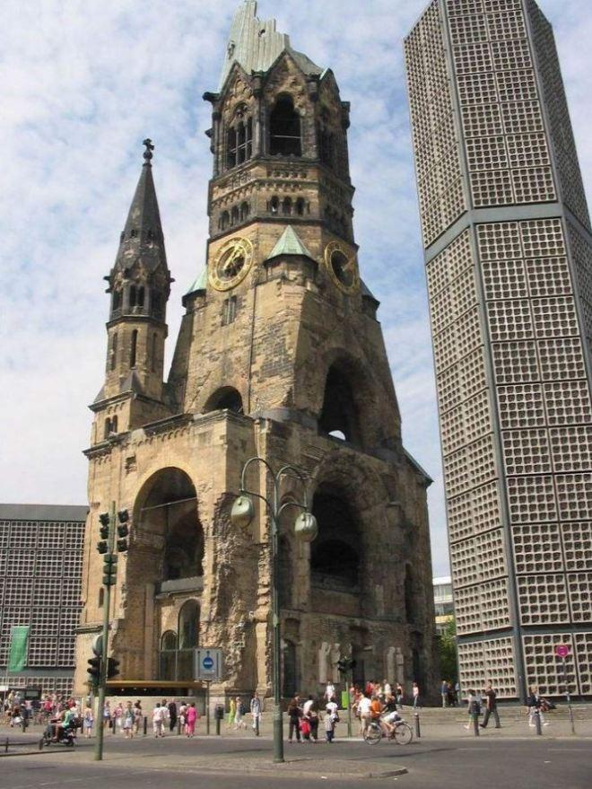 Igreja da Memória, Berlim