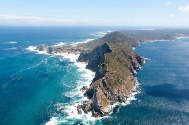 Cabo da Boa Esperança, África do Sul