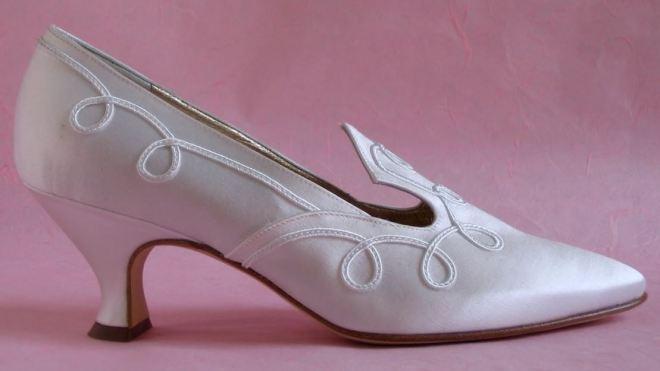 French heel - Salto estilo anos 2910