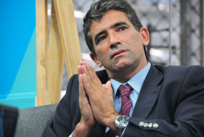 Señor Raúl Sendic, vice-presidente do Uruguai