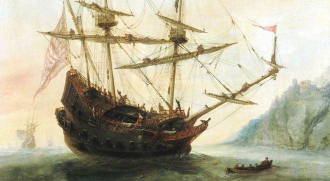 by Andries van Eertvelt (1590-1652), artista flamengo