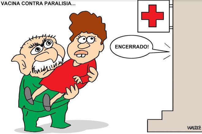 by Waldez Duarte (1972-), desenhista paraense