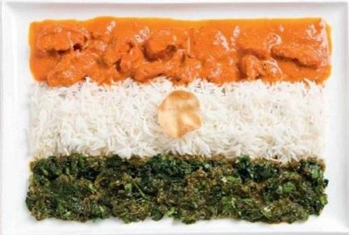 Índia: curries, arroz e pão indiano