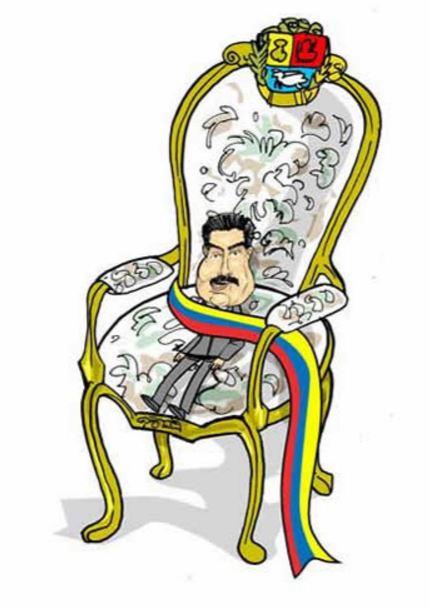 by Eduardo Sanabria (1970-), desenhista venezuelano