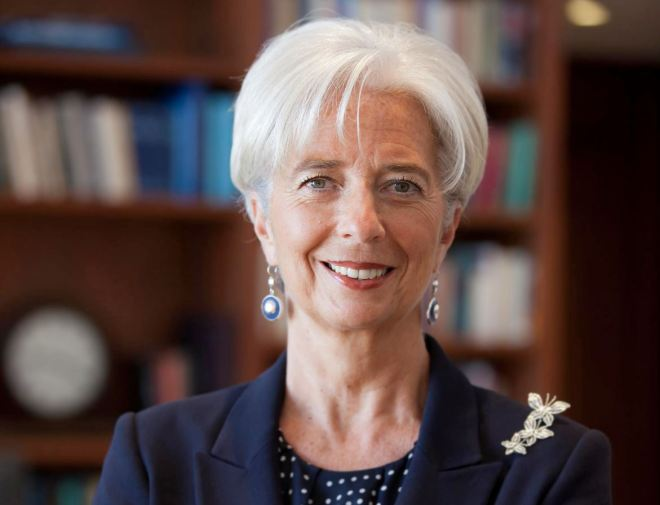 Madame Christine Lagarde