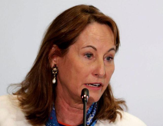Madame Ségolène Royal