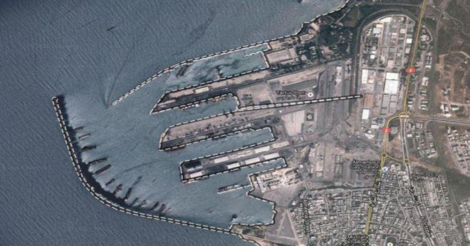 Base militar naval russa de Tartus, Síria