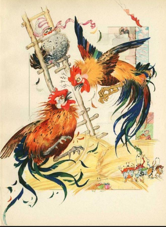 by Félix Lorioux (1872-1964), artista francês