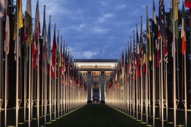 Sede europeia da ONU, Genebra