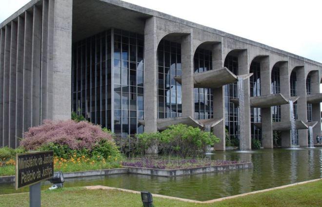 Ministério da Justiça, Brasília