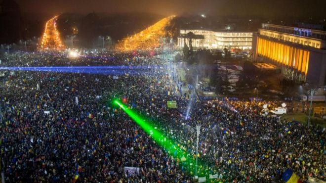 Bucareste, 6 fev° 2017