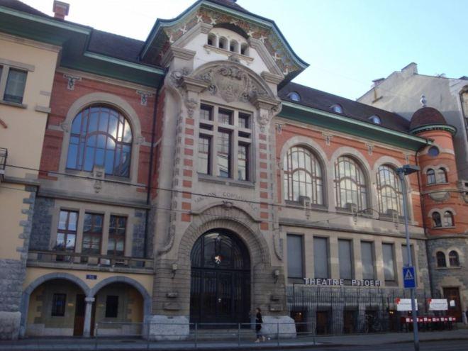 Théâtre Pitoëff, Genebra, Suíça